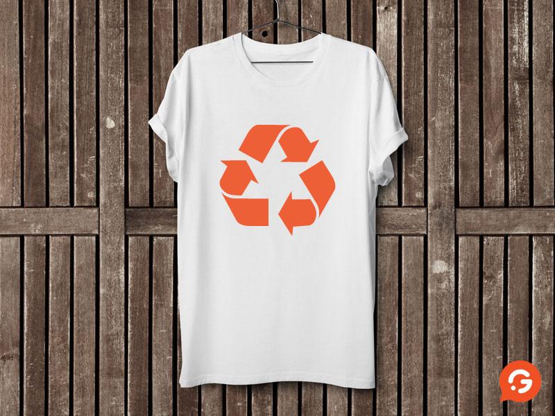 Recycling Old T Shirts Garment Printing Blog