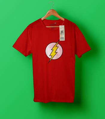 the-flash-tshirt